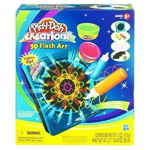 Play-Doh Creations Flash Art