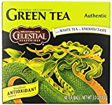 Celestial Seasonings Authentic Green Tea, 40 Count