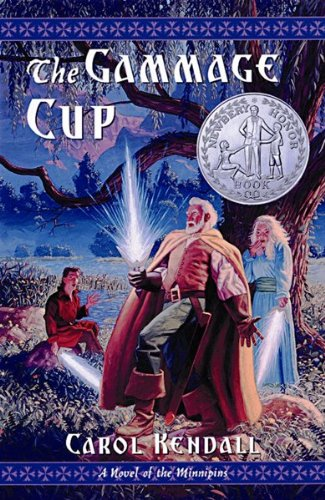 """Front cover of """"The Gammage Cup"""""""