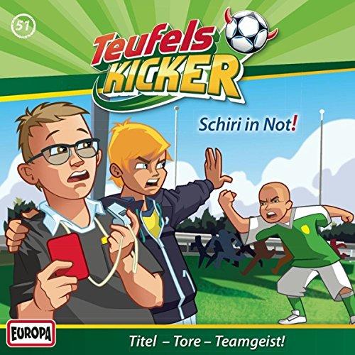 Teufelskicker (51) Schiri in Not! (Europa)