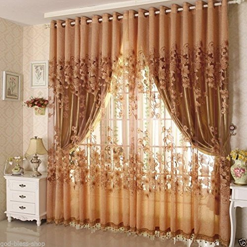 Home Decoration Curtains