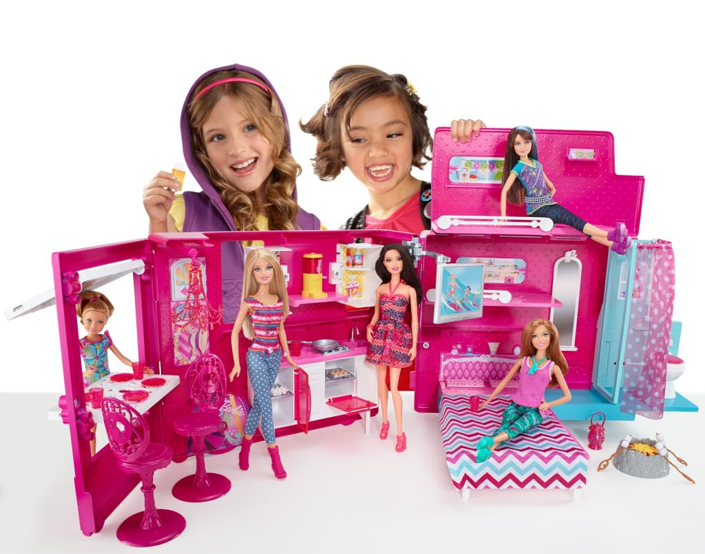 Barbie Dreamhouse Camper