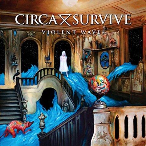 Circa Survive-Violent Waves-Deluxe Edition Reissue-CD-FLAC-2014-FORSAKEN Download