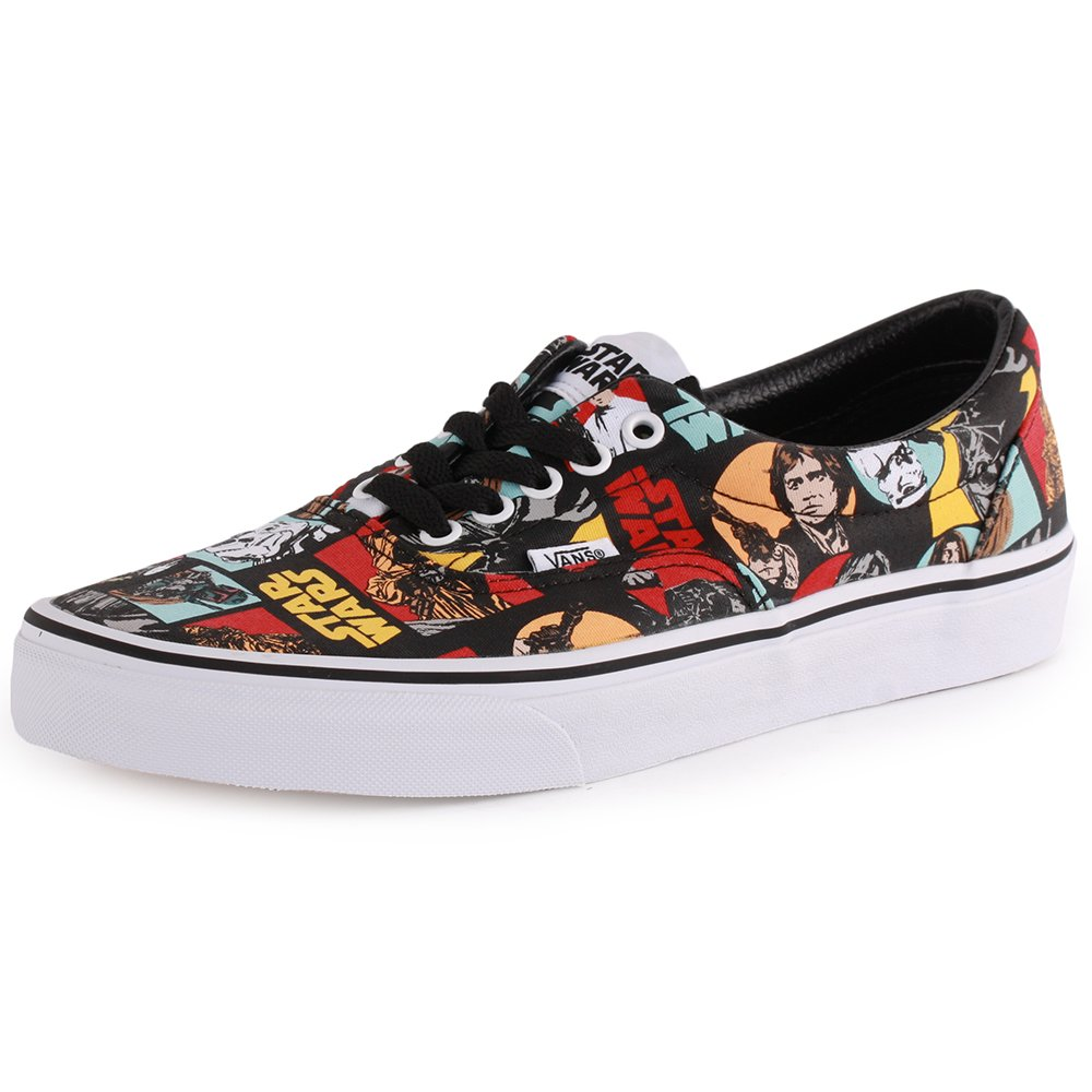 Vans Era Star Wars Classic Repeat Skateboarding Shoes