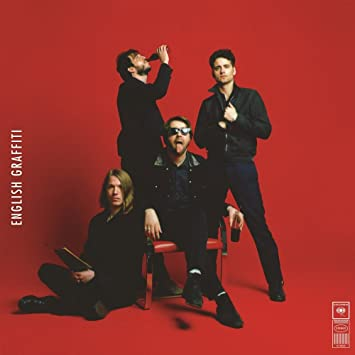 "The Vaccines ""English Graffiti"""