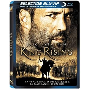 King rising - Combo Blu-ray + DVD [Blu-ray]