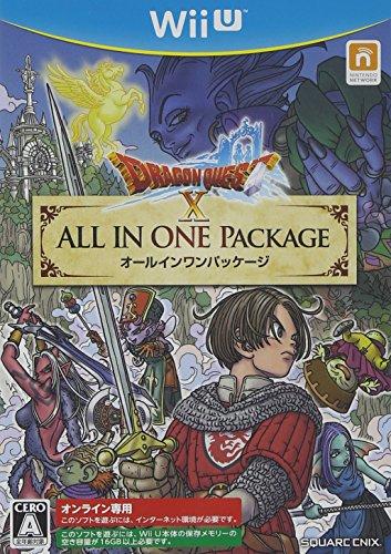 ドラゴンクエストX オールインワンパッケージ(WiiU版)