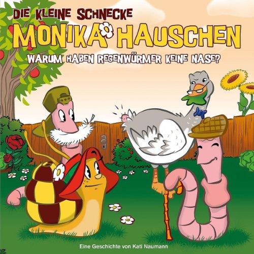 Die kleine Schnecke Monika Häuschen (32) Warum haben Regenwürmer keine Nase? (Karussell)