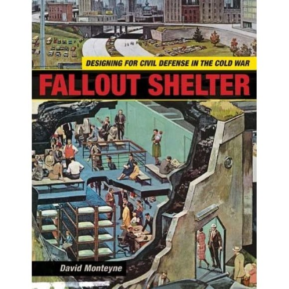 Fallout shelter design Book cover