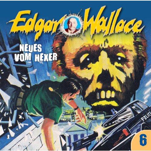 Edgar Wallace (6) Neues vom Hexer - Maritim 198? / 2016
