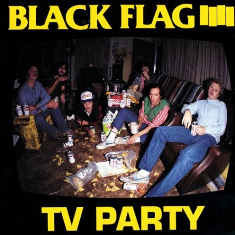 Black Flag-TV Party-REISSUE-CDS-FLAC-1990-DeVOiD Download