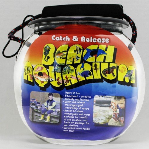 Dry Branch Sports Design Catch and Release Beach Aquarium Kit