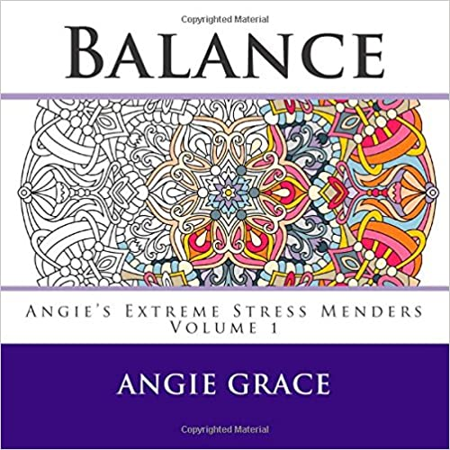 Balance By Angie Grace Unlike The Patrick Hruby Coloring Book This One Is All About Detail But Its Also Proving To Be My Favorite