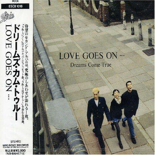 「LOVE GOES ON・・・」をAmazonでチェック!