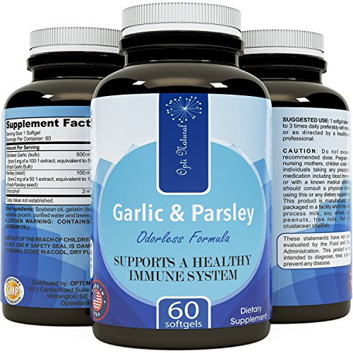 garlic pills,Top Best 5 garlic pills for sale 2016,