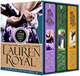 Chase Family Boxed Set One: The Jewels: Amethyst, Emerald, and Amber (Chase Family Series)