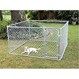Box Dog Kennel and Dog Pen System