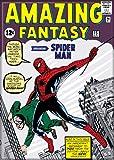 Marvel(マーベル) Spider Man(スパイダーマン) Amazing Fantasy # 15 Photoマグネット