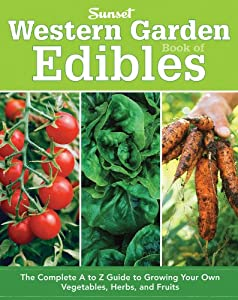 "Cover of ""Western Garden Book of Edibles:..."