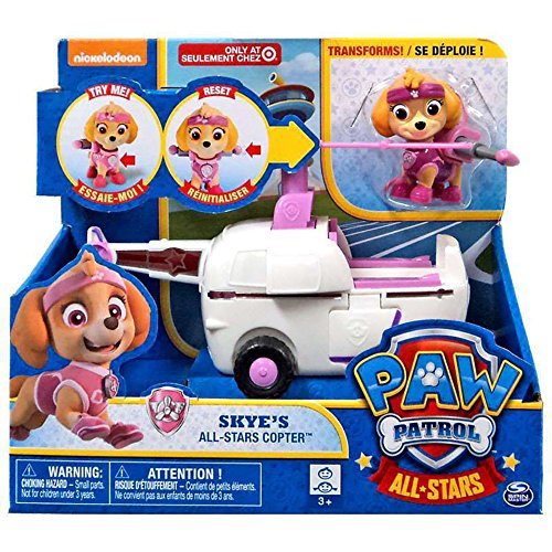 Paw Patrol Skye's All-Stars Copter
