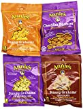 Annie's Homegrowns Variety Snack Pack, 36 Packs, 2 lbs 4 ounce Net Wt