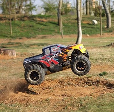 HSP-Off-Road-Gasoline-32cc-Engine-15-scale-4WD-24G-RC-Monster-Truck-RC-gas-car