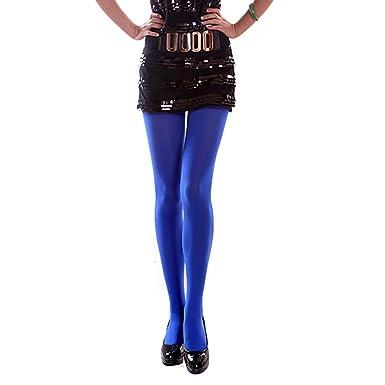 HDE Women's Solid Gradient Stockings (Amazon)