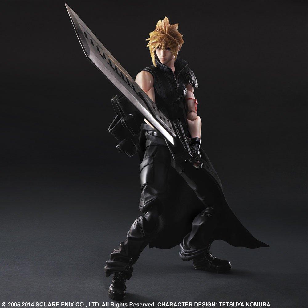 Final Fantasy VII Advent Children Cloud Strife Play Arts
