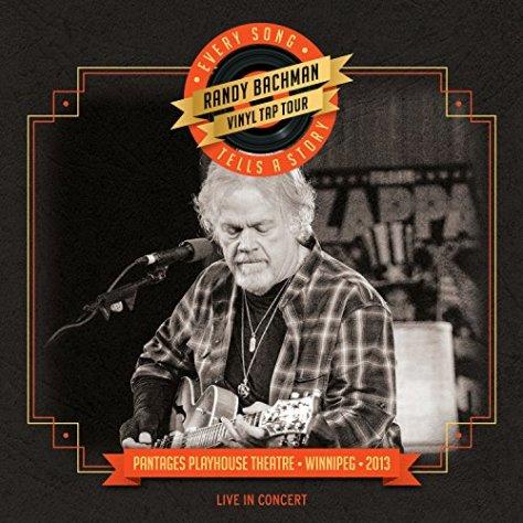 Randy Bachman-Vinyl Tap Tour Every Song Tells A Story-CD-FLAC-2014-BOCKSCAR Download