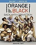 Orange Is the New Black Season 2 [Blu-ray] [Import]