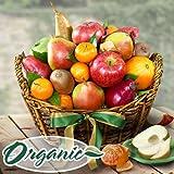 Organic California Bounty Fruit Basket