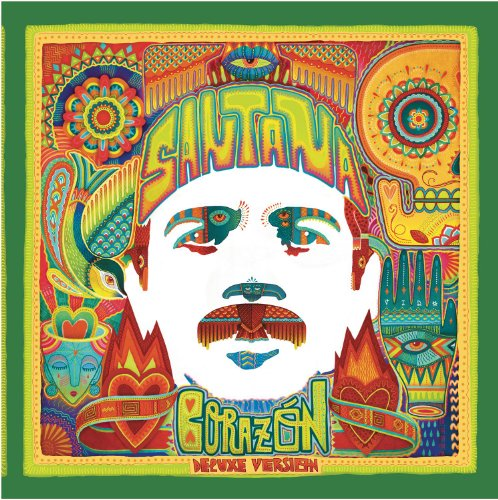 Santana-Corazon-ES-Deluxe Edition-CD-FLAC-2014-PERFECT Download