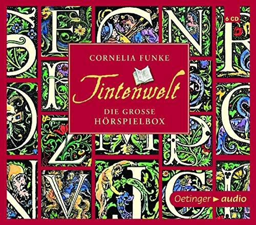 Tintenwelt (Cornelia Funke) Oetinger Audio 2016