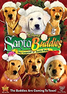 "Cover of ""Santa Buddies"""