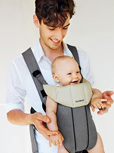 BABYBJORN Baby Carrier Active - Walnut/Khaki, Organic