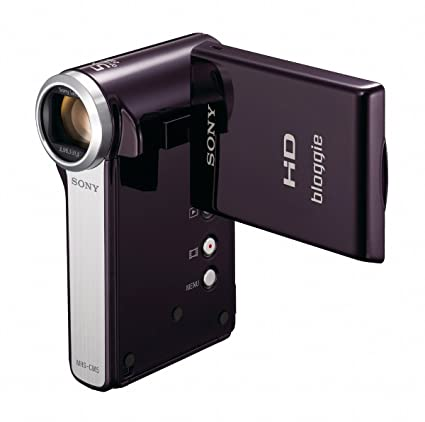 Sony MHS-CM5 bloggie HD Video Camera (Violet)