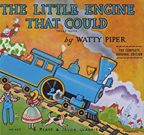 "Cover of ""The Little Engine That Could (O..."