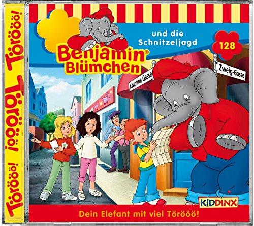 Benjamin Blümchen (128) Benjamin Blümchen und die Schnitzeljagd