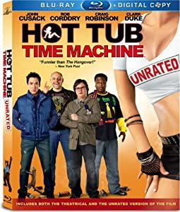 "Cover of ""Hot Tub Time Machine [Blu-ray]&..."