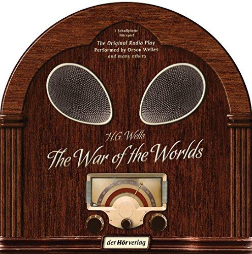 H. G. Wells - War of the Worlds (der hörverlag)