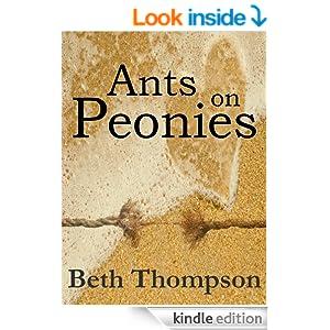 Ants on Peonies