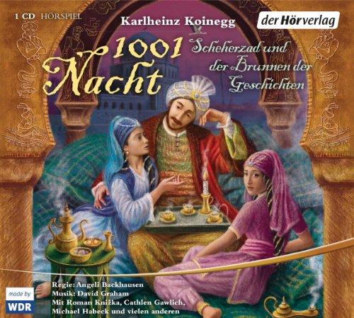 Karlheinz Koinegg - 1001 Nacht (Der Hörverlag)