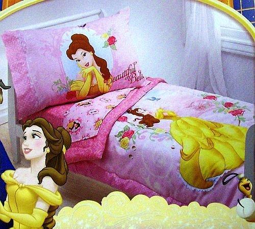 Beauty And Beast Bedroom