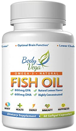 Body Vega Fish Oil