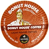 Keurig, Donut House Collection, Donut House Coffee, K-Cup packs, 72 count