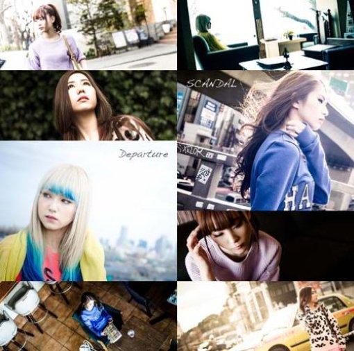 [Single](DVDISO) SCANDAL – Departure [2014.04.23]
