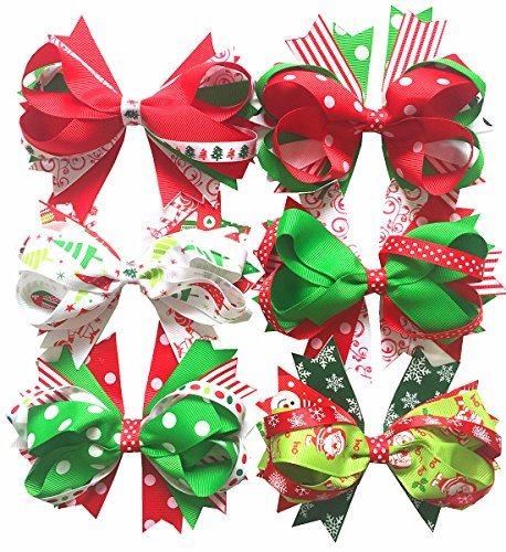 top 5 best christmas hair bows,Top 5 Best christmas hair bows for sale 2016,
