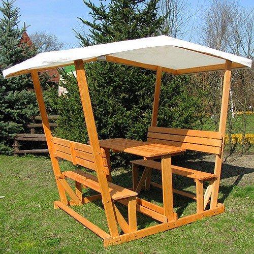 promadino kinder gartenm bel kinderpavillon anna gartenm bel bis 30 reduziert. Black Bedroom Furniture Sets. Home Design Ideas