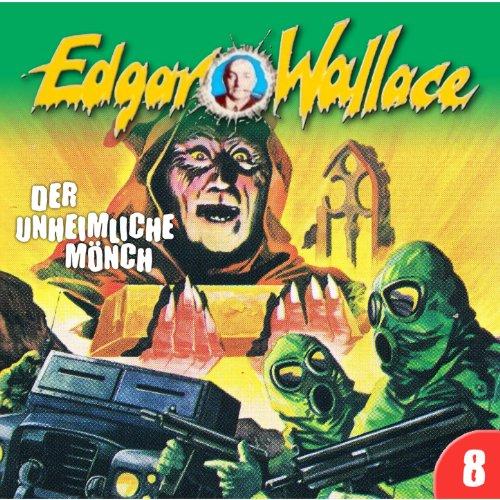 Edgar Wallace (8) Der unheimliche Mönch / Der Club der Vier - Maritim 198? / 2016