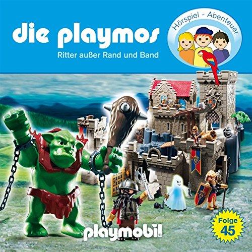Die Playmos (45) Ritter außer Rand und Band